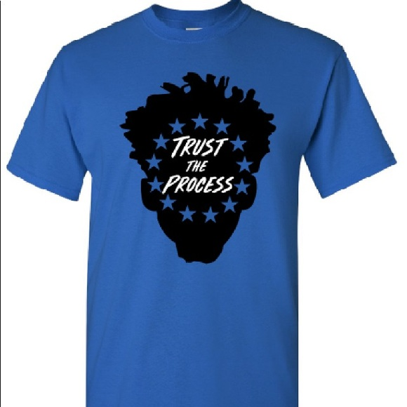 Incognito Tees Trust The Process Philly Boutique